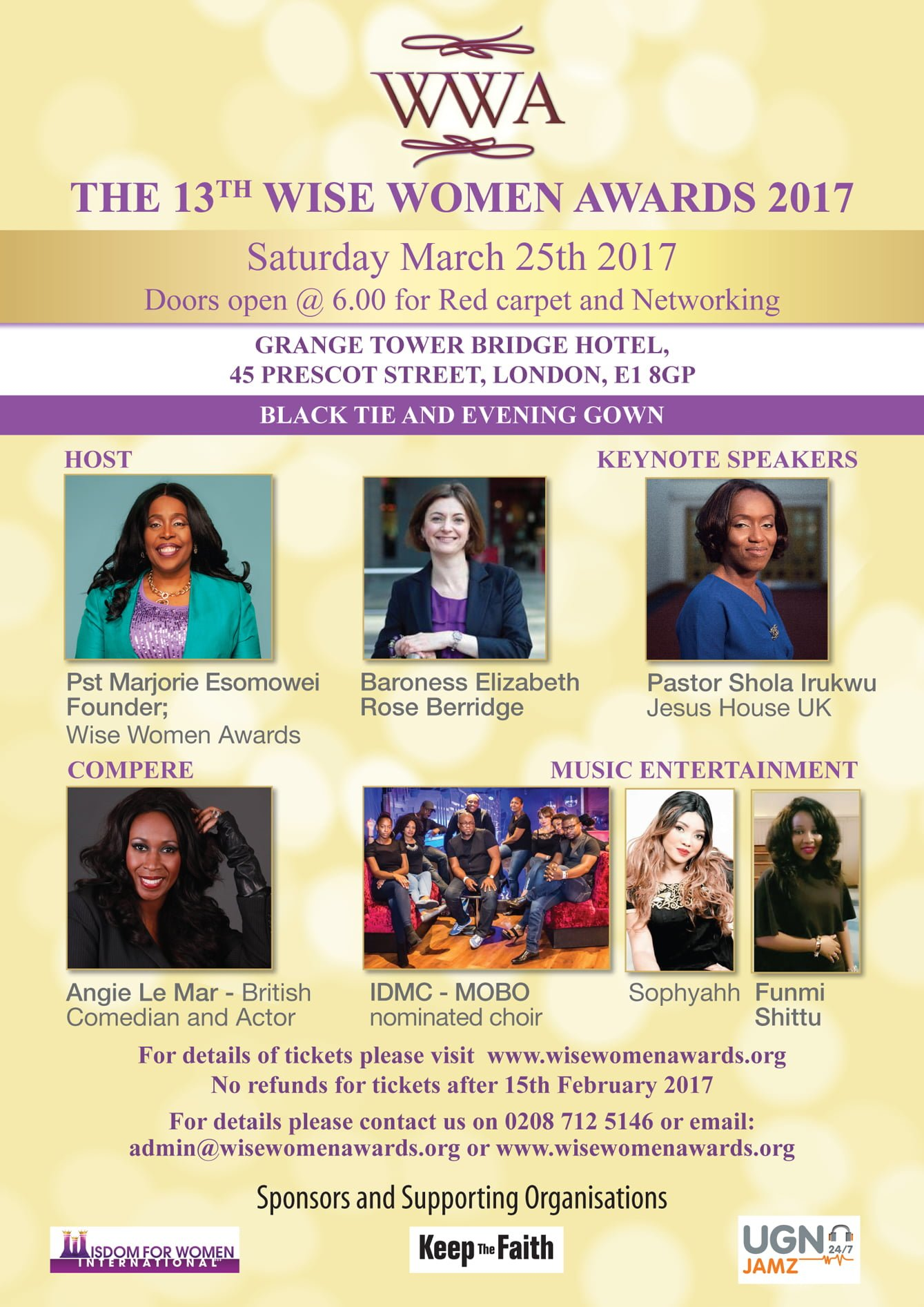 The 13th Wise Women Awards 2017