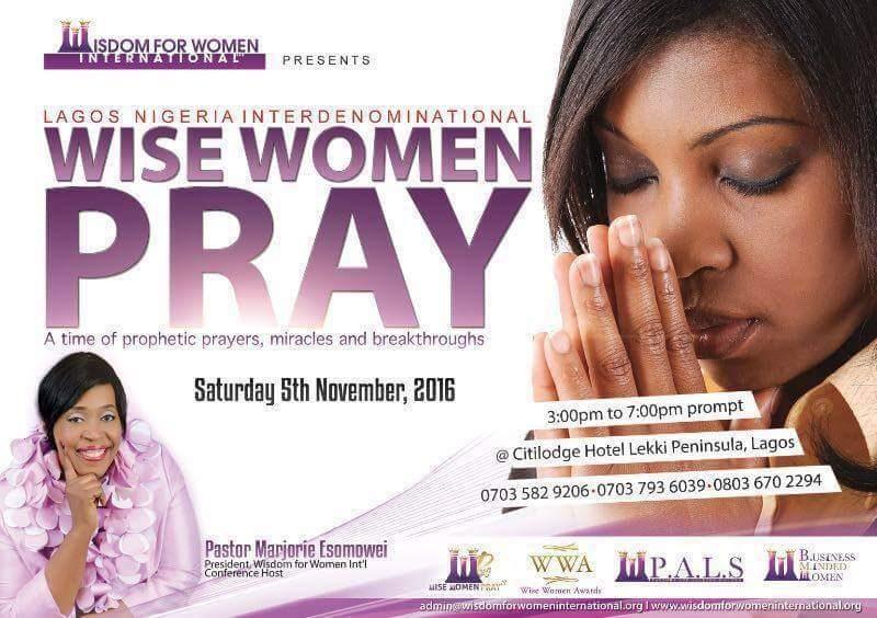 Wise Women Pray, Lagos, Nigeria @ Citilodge Hotel, Lekki Peninsula, Lagos, Nigeria | Lekki | Lagos | Nigeria