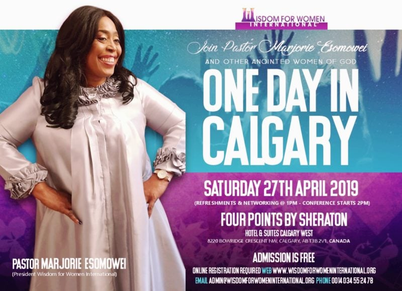 One Day in Calgary @ Four Points by Sheraton Hotel & Suites Calgary West