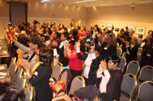 2014 Wise Women Pray Camp Meeting