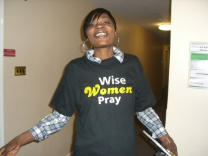 Wise Women Pray Winter Camp Meeting